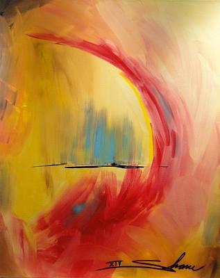 Red Wind Original by Shane Miller