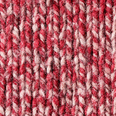 Clothes Clothing Photograph - Red Wool by Tom Gowanlock