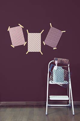 Grate Photograph - Redecoration by Joana Kruse