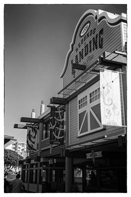 Photograph - Redondo Landing by Michael Hope