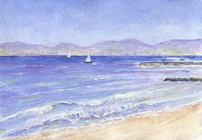 Painting - Redondo To Malibu by Jamie Frier