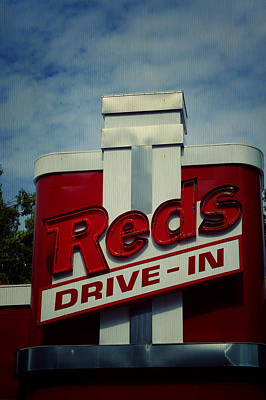 Photograph - Reds by Laurie Perry