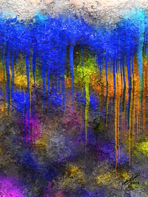 Digital Art - Reef by The Art Of JudiLynn