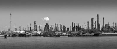 Photograph - Refinery Might by Ricky L Jones