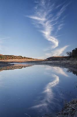 Photograph - Reflected by Scott Bean