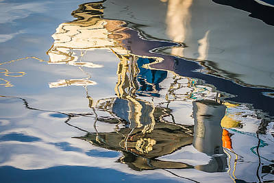 Photograph - Reflecting Beauty by Brian Wright