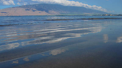 Photograph - Reflecting On Maui by Marilyn Wilson