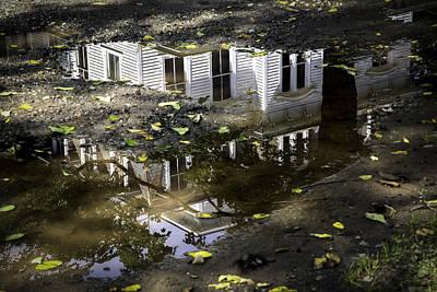 Photograph - Reflecting The Past by Sara Hudock