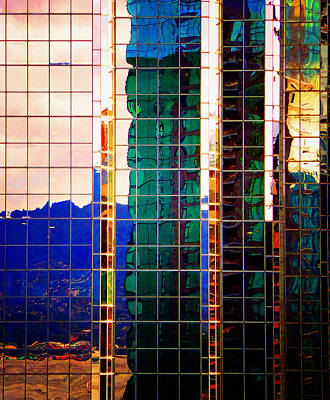 Photograph - Reflection 11 by Laurie Tsemak