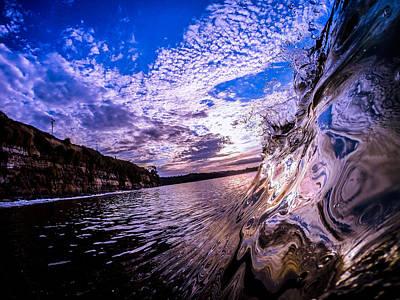 David Alexander Photograph - Reflection by David Alexander