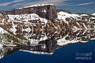 Photograph - Reflection In Blue by Stuart Gordon