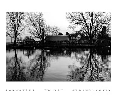 Reflection In The Pond Art Print by Vilas Malankar