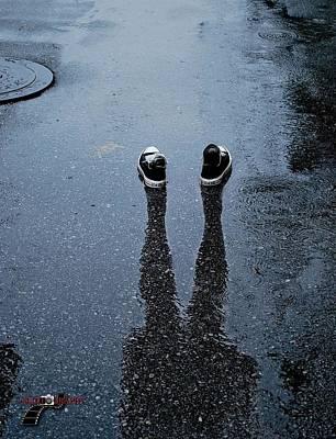 Manip Photograph - Reflection by Jason Skidmore