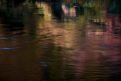 Photograph - Reflection Of Autumn by Wally Edwards