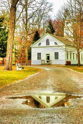 Photograph - Reflection Of The Faith by Gary Slawsky