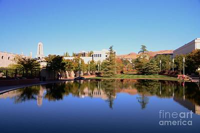 Kathleen Photograph - Reflection Pond by Kathleen Struckle