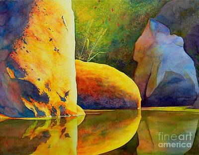 Painting - Reflection by Robert Hooper