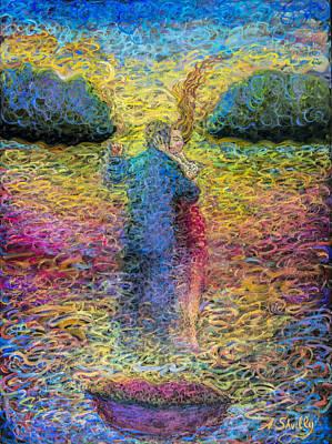 Reflections 82 Original by Albert Shvilly