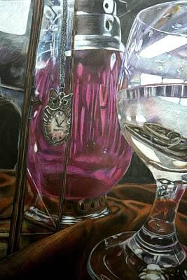 Reflections Art Print by Blair Butler