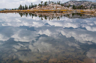 Photograph - Reflections by Fran Riley