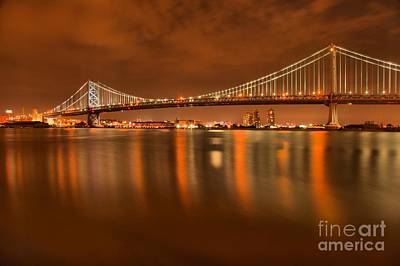 Photograph - Reflections In The Delaware by Adam Jewell