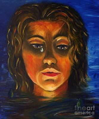 Painting - Reflections by Kristen R Kennedy