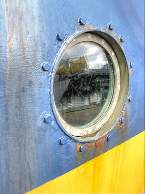 Photograph - Reflections Of A Voyager by HW Kateley