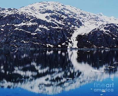 Reflections Of Alaska 1 Print by Marcus Dagan