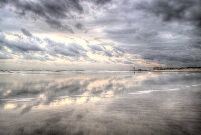 Art Print featuring the photograph Reflections Of Amelia Island by Wade Brooks