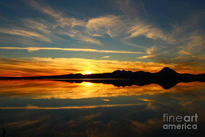 Photograph - Reflection's Of Home by Long Love Photography