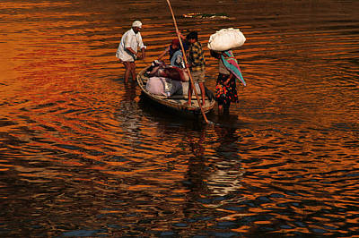 Photograph - Reflections Of India by Scott Burdick
