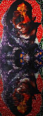 Mixed Media - Reflections Of Padre Pio by Dorothy Berry-Lound