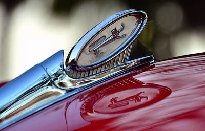 1960 Ford Starliner Photograph - Reflections Of Pride by David Lee Thompson