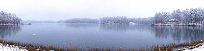 Photograph - Reflections Of Winter by Charlie and Norma Brock