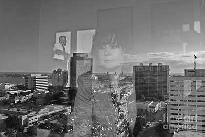 Photograph - Reflections  by Olga Hamilton