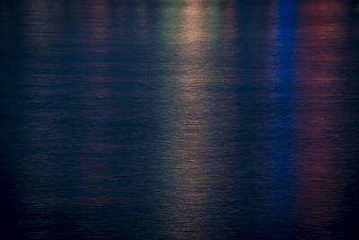 Light Paint Photograph - Reflections by Shannon Workman
