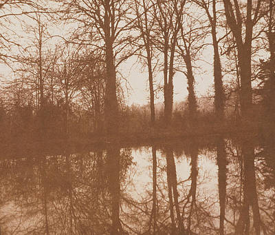 Williams Photograph - Reflections by William Henry Fox Talbot