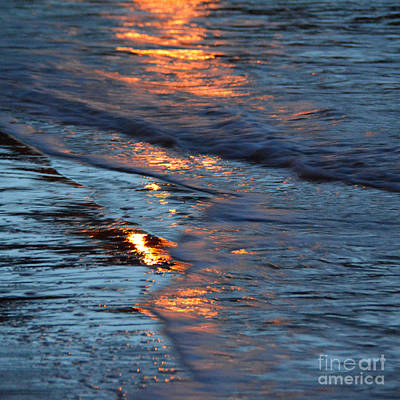 Photograph - Reflections Xiv  by Paul Davenport