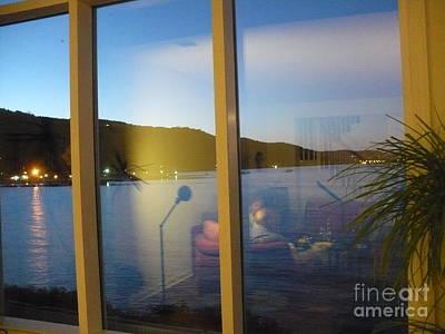 Photograph - Reflectionshudson by Irmari Nacht