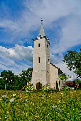 Reformed Church From Remetea Original