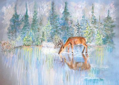 Refreshed  Art Print by Julia and David Bowman