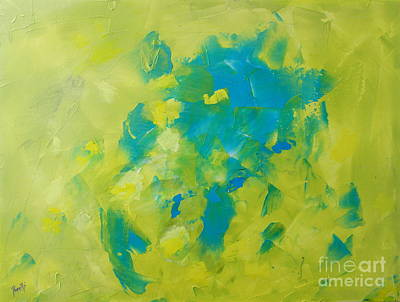 Painting - Refreshing by Preethi Mathialagan