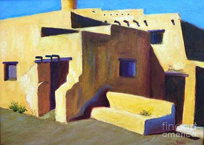Painting - Refuge From The Sun by Marcia Dutton