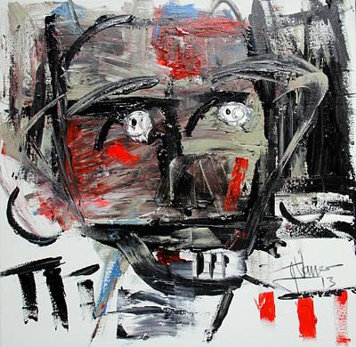 Painting - Regardless by Jim Vance