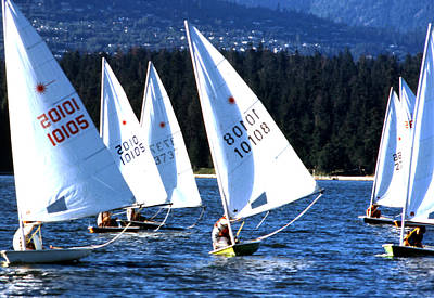 Photograph - Regatta by Robert  Rodvik