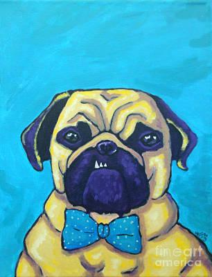 Painting - Reginald by Whitney Morton
