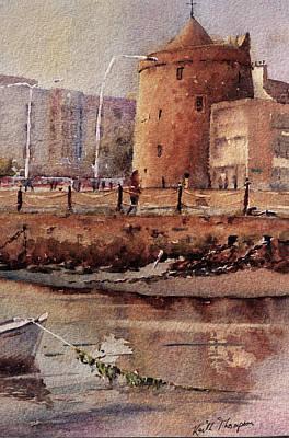 Reginalds Tower Waterford Art Print