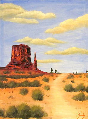 Tumbleweed Painting - Regression by Rocky Fry