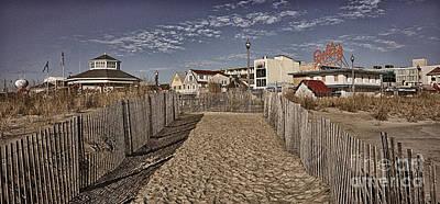 Rehoboth Photograph - Rehoboth Beach De 5 by Jack Paolini