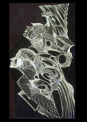 Rehskyu Original by Saundra Hough
